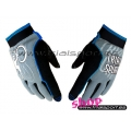 Trialsport - Blue gloves