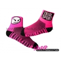 Trialsport - Fuchsia socks
