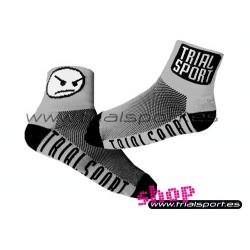 Trialsport - Calcetines grises