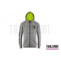 Trialsport - Jersey capucha con cremallera