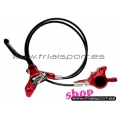 Hope - Trial Zone disc brake