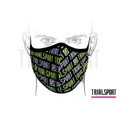 Trialsport - Mascarilla de autoprotección certificada