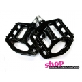 Wellgo - Black magnesium pedals