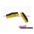 Try All - Pastillas freno HS33 croco amarillas