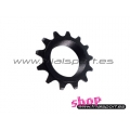 Viz - Light fixed sprocket 12T to 18T (sided)
